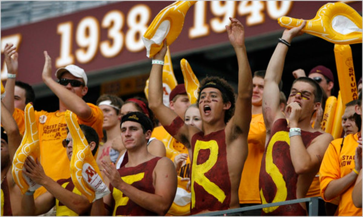 7 Stereotypical Truths Of University Of Minnesota Colleges