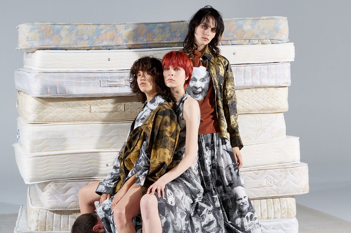 Vivienne Westwood's Latest Collection is a Call-to-Arms