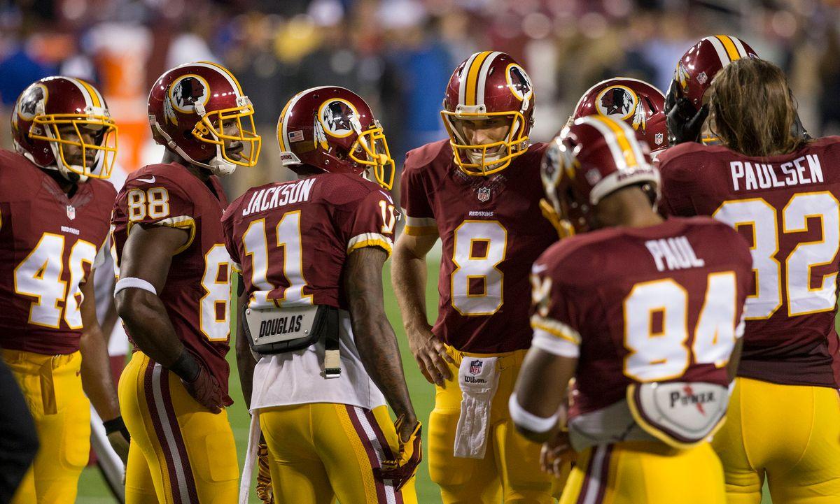 Protests Against Washington's NFL Team Name