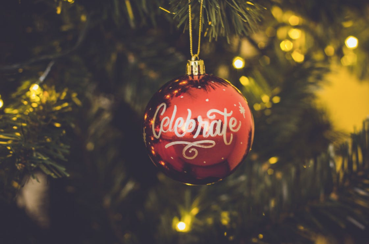 Writing Around The Holidays