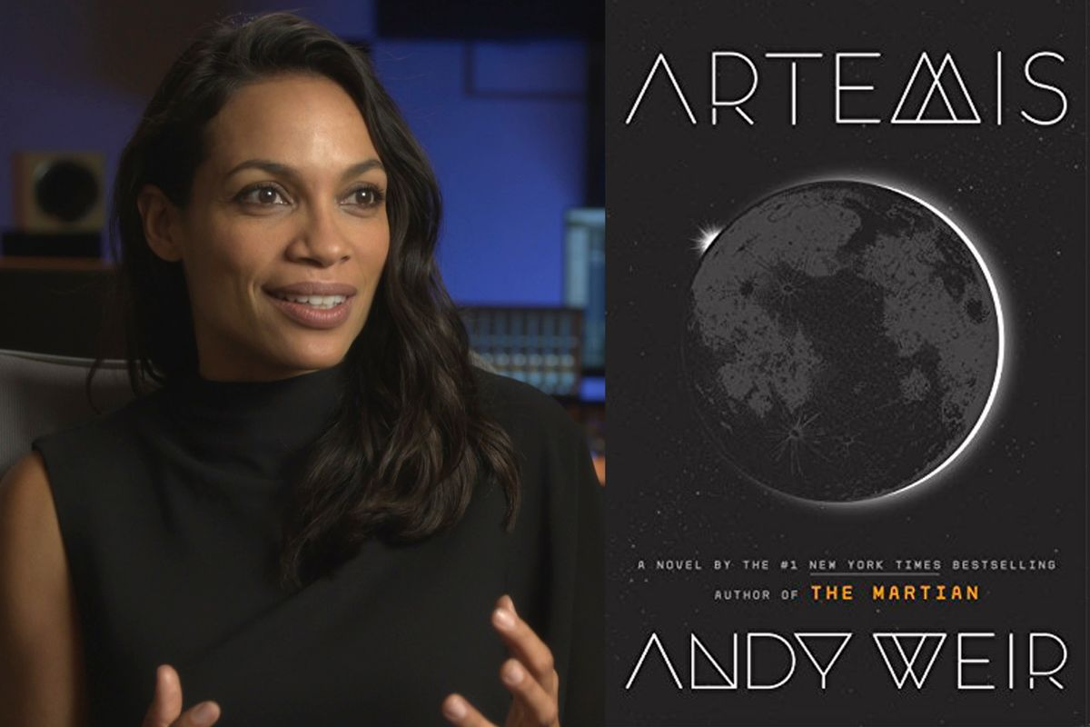 Book Review: Artemis by Andy Weir