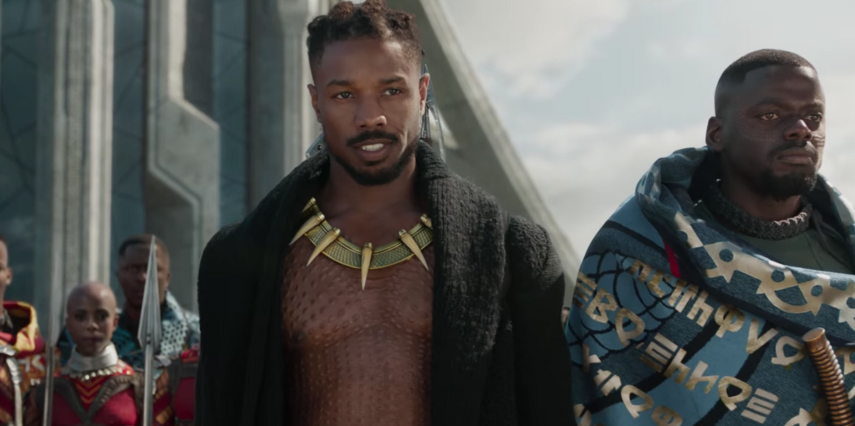 Prepare to Freak Over This New 'Black Panther' Trailer