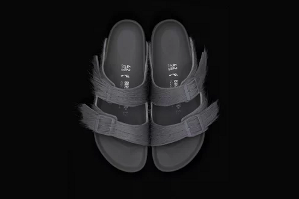 The Rick Owens Birkenstock Is the Ugly Sneaker of 2018