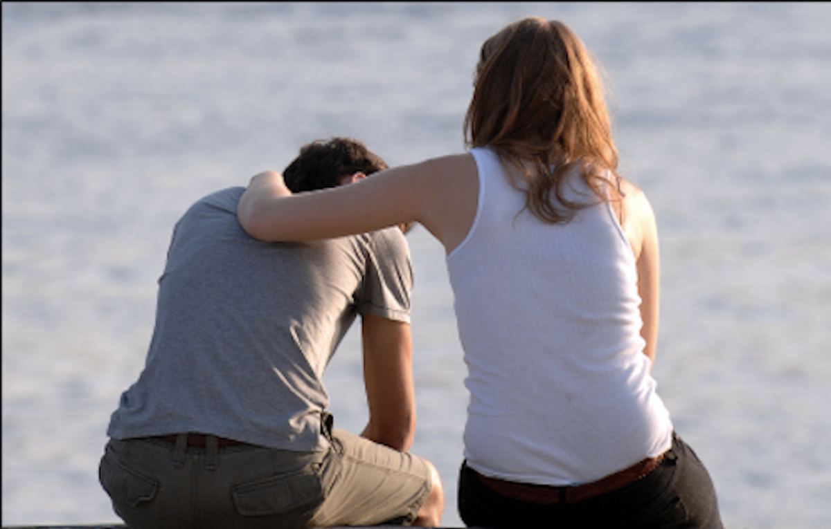 9 Things You Shouldn't Say to a Grieving Person!