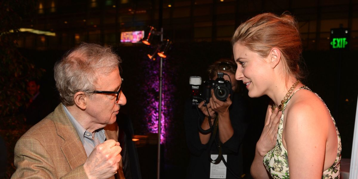 Greta Gerwig on Woody Allen: 'I Will Not Work For Him Again'