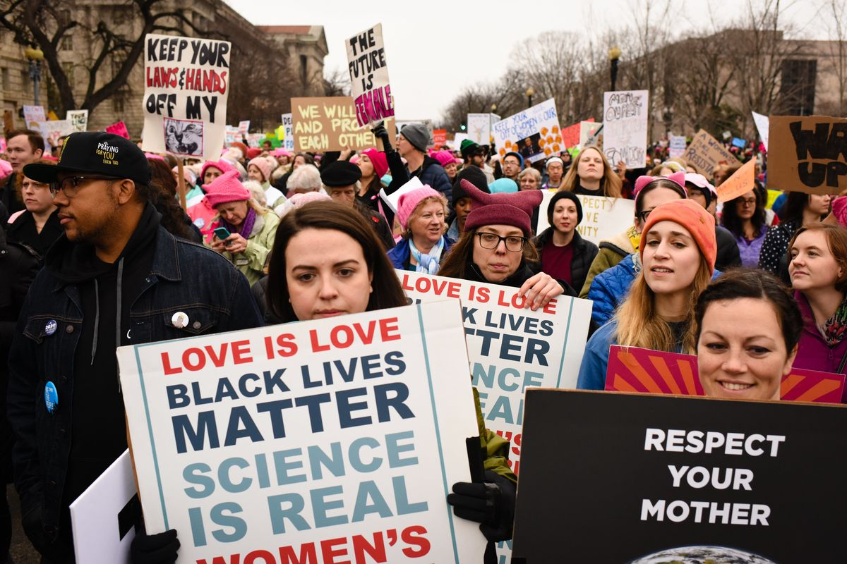 Back At It: How To Get Involved With Women's March 2018