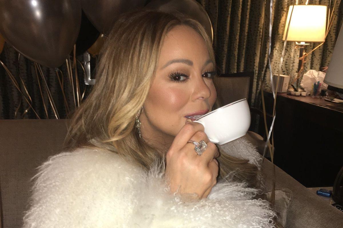 Mariah Carey's New Tea-Shirts and Teacups Are Here