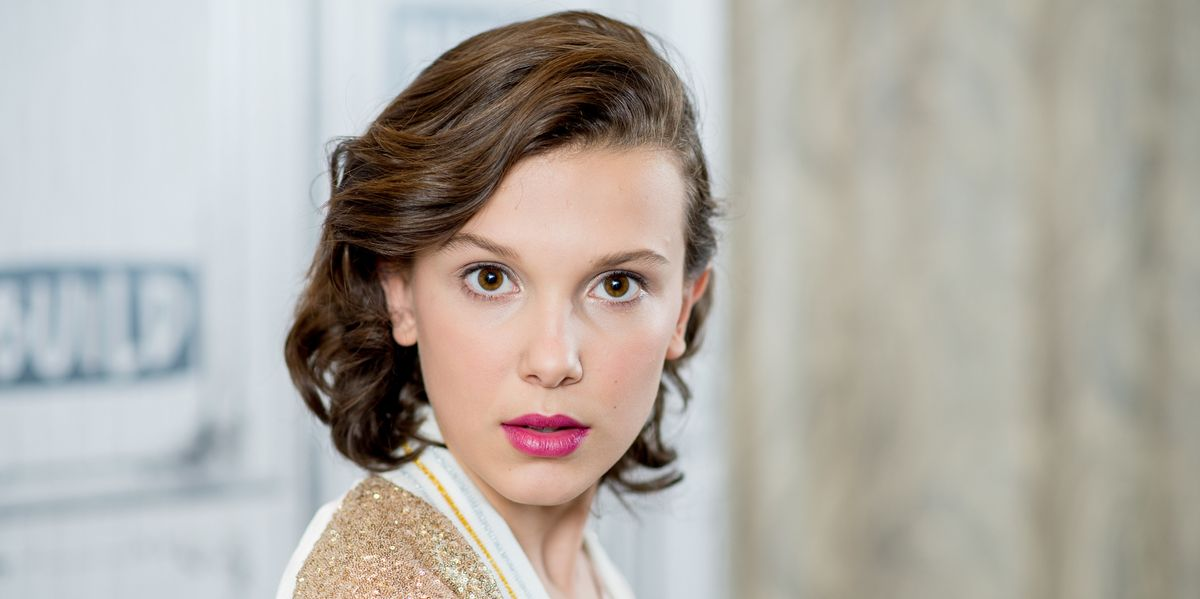 Millie Bobby Brown is the Female Sherlock Holmes