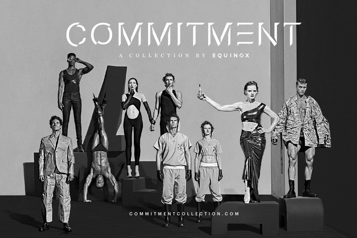 Virgil Abloh, Shayne Oliver Partner with Equinox For 'Commitment' Collection