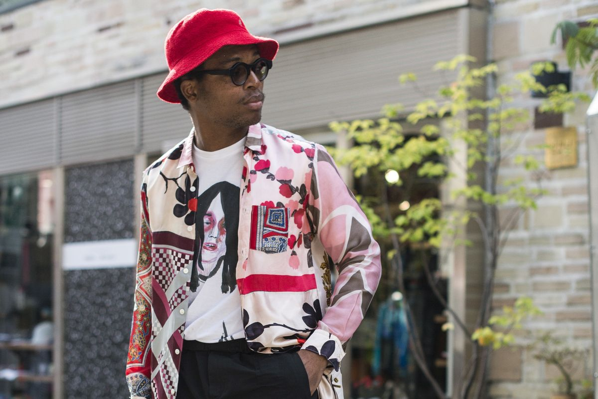 Fashion Mourns the Loss of Street Style Photographer Nabile Quenum
