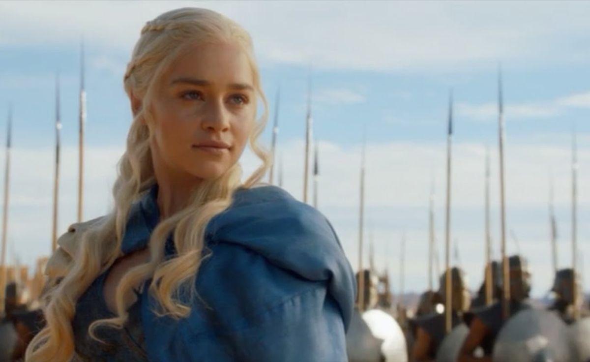 13 Times Daenerys Targaryen Proved She's A Badass Female