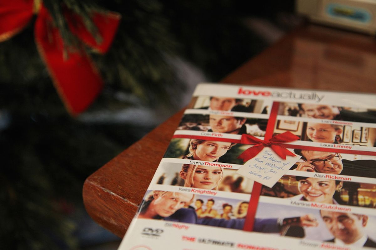 """20 Times """"Love Actually"""" Perfectly Described The Holidays"""