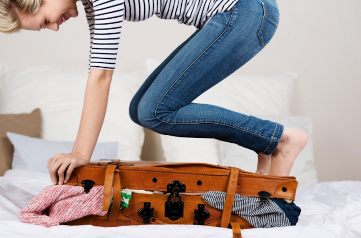 The Struggles Of Packing For Study Abroad When You're An Over-Packer