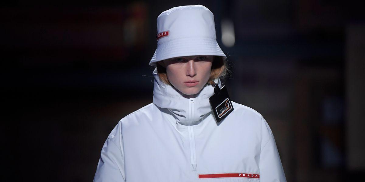 Prada's Fulfillment Center is a Fashion Fantasy