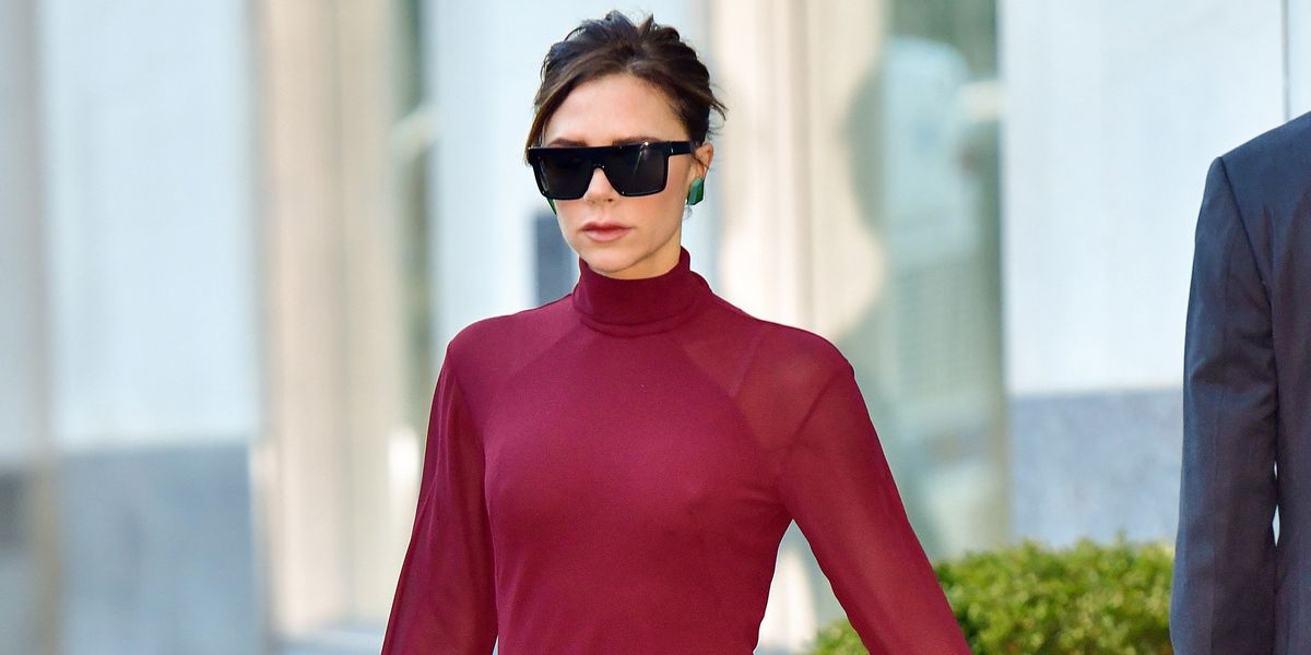 Victoria Beckham Under Fire For Using Ultra-Thin Model