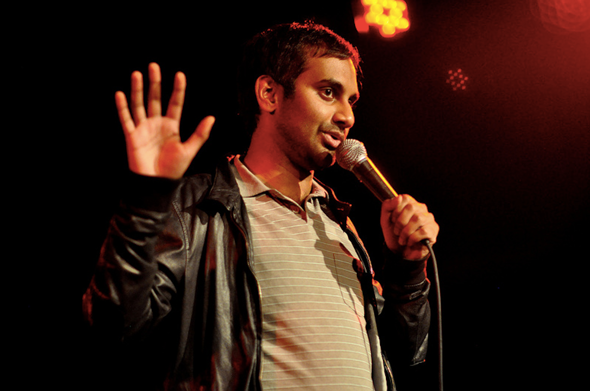 The Allegations Against Aziz Ansari Reflect A Bigger Issue We Need To Talk About