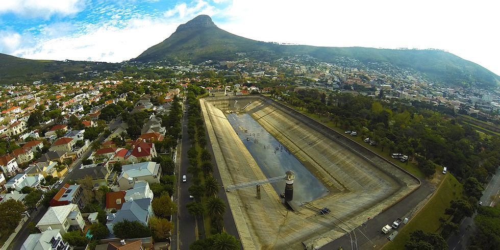 Will Cape Town Become the First Major City to Run Out of Water?