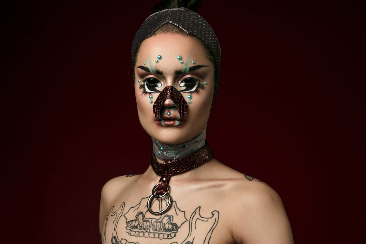 Berlin-Based Hungry's Distorted Drag
