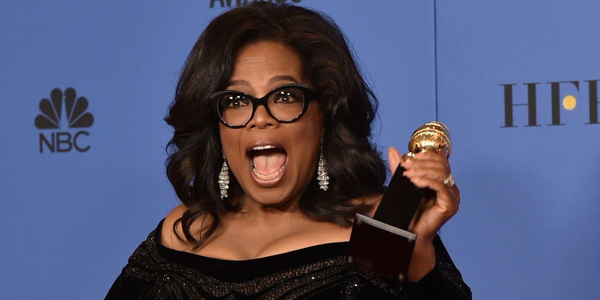 Oprah's Presidential Backlash Has Already Begun
