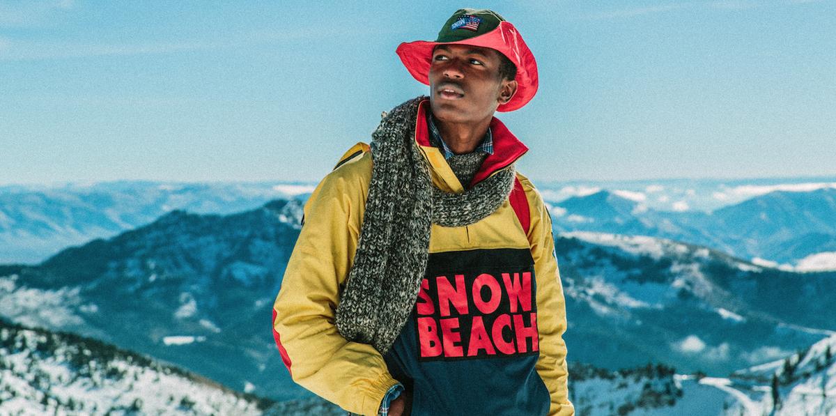 You'll Want to Cop Ralph Lauren's 'Snow Beach' Reissue Stat
