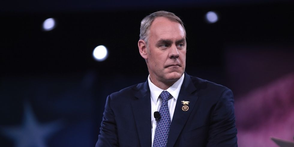 Majority of National Parks Panel Quits in Protest of Ryan Zinke