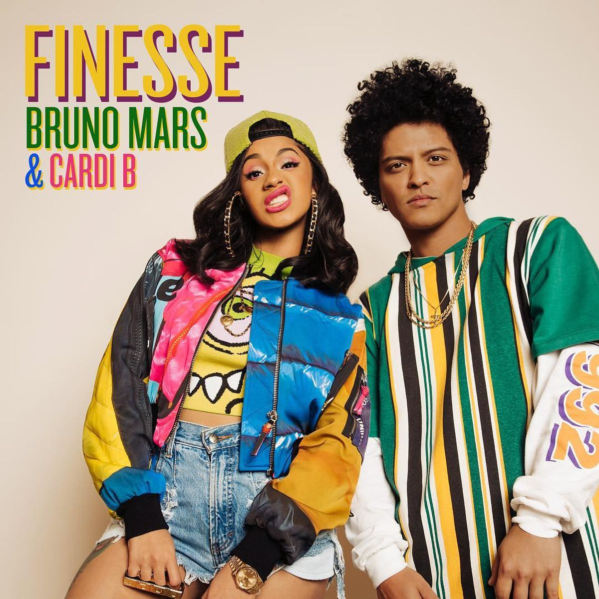 """Bruno Mars And Cardi B Brought Back The 90s With The """"Finesse"""" Remix And We Are THRIVING"""