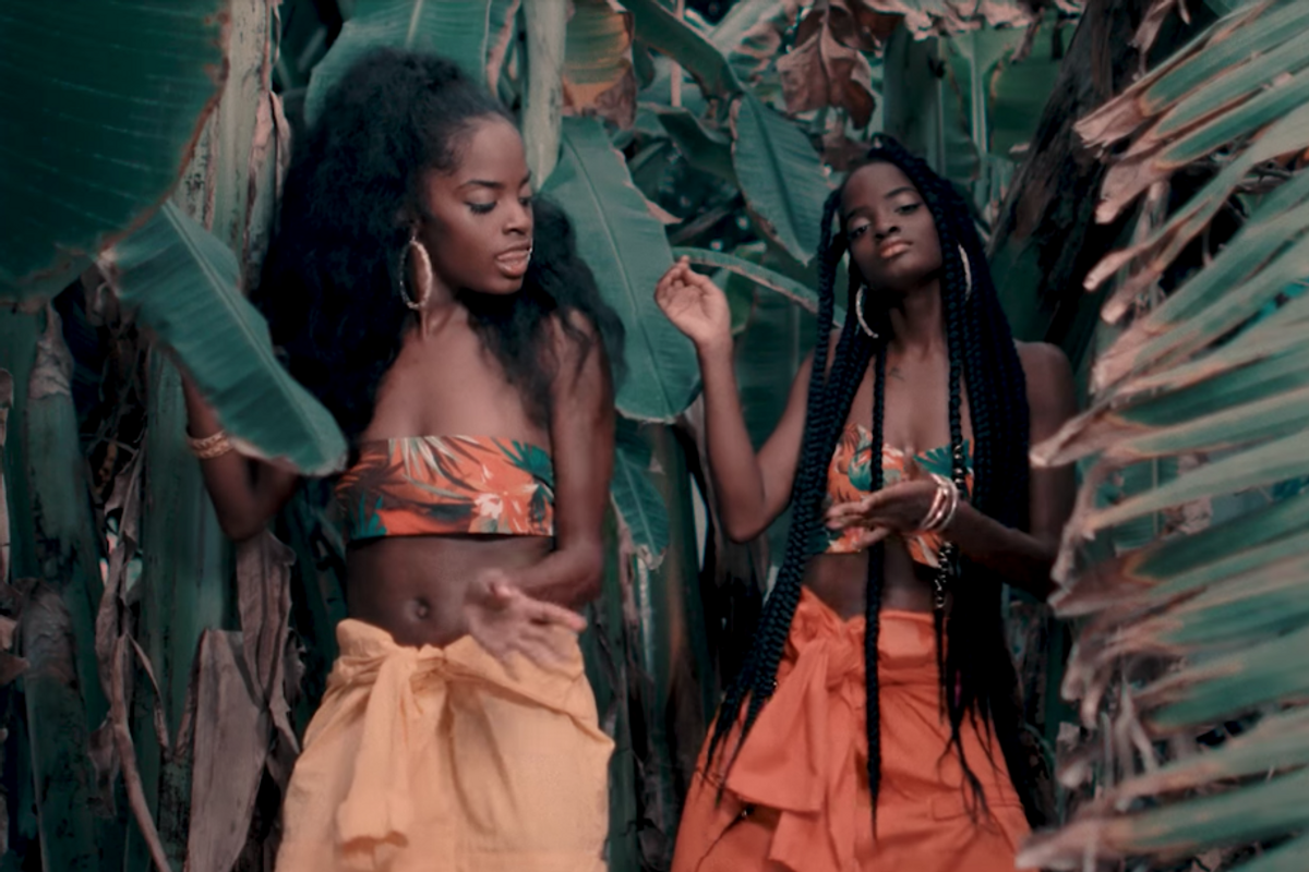 Full Crate and The Partysquad Drop Sizzling 'Hot' Visuals