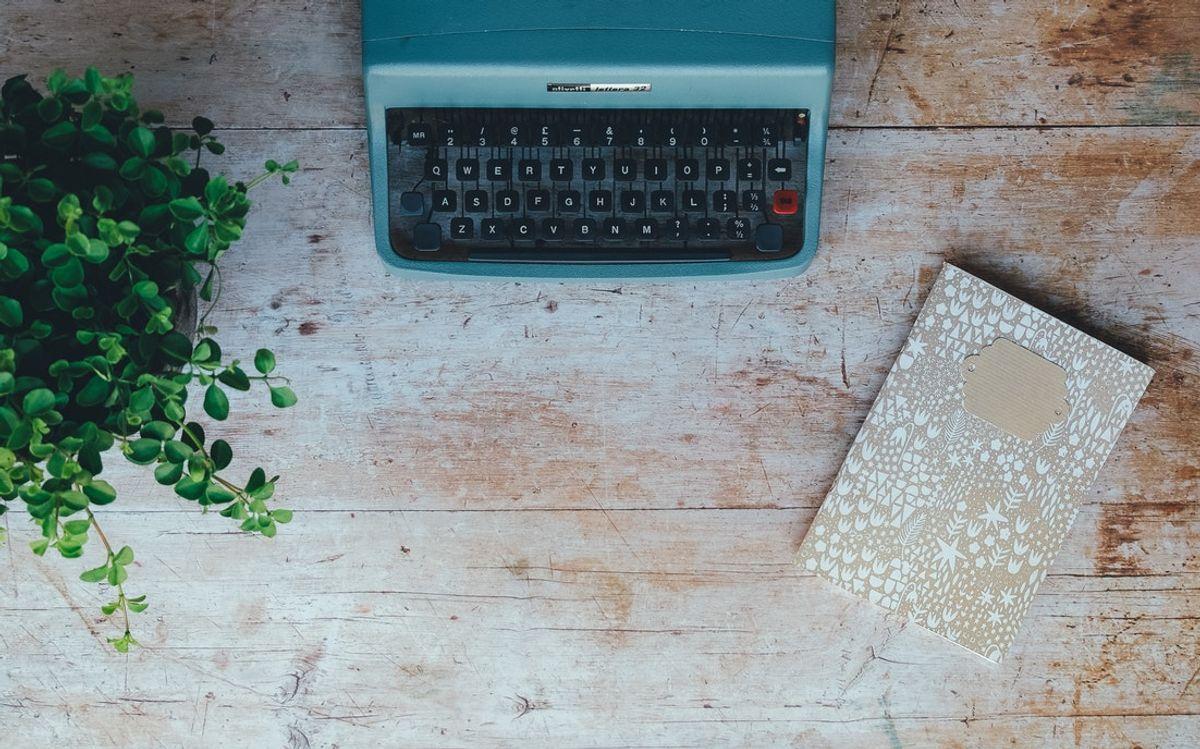 5 Reasons Why I Write