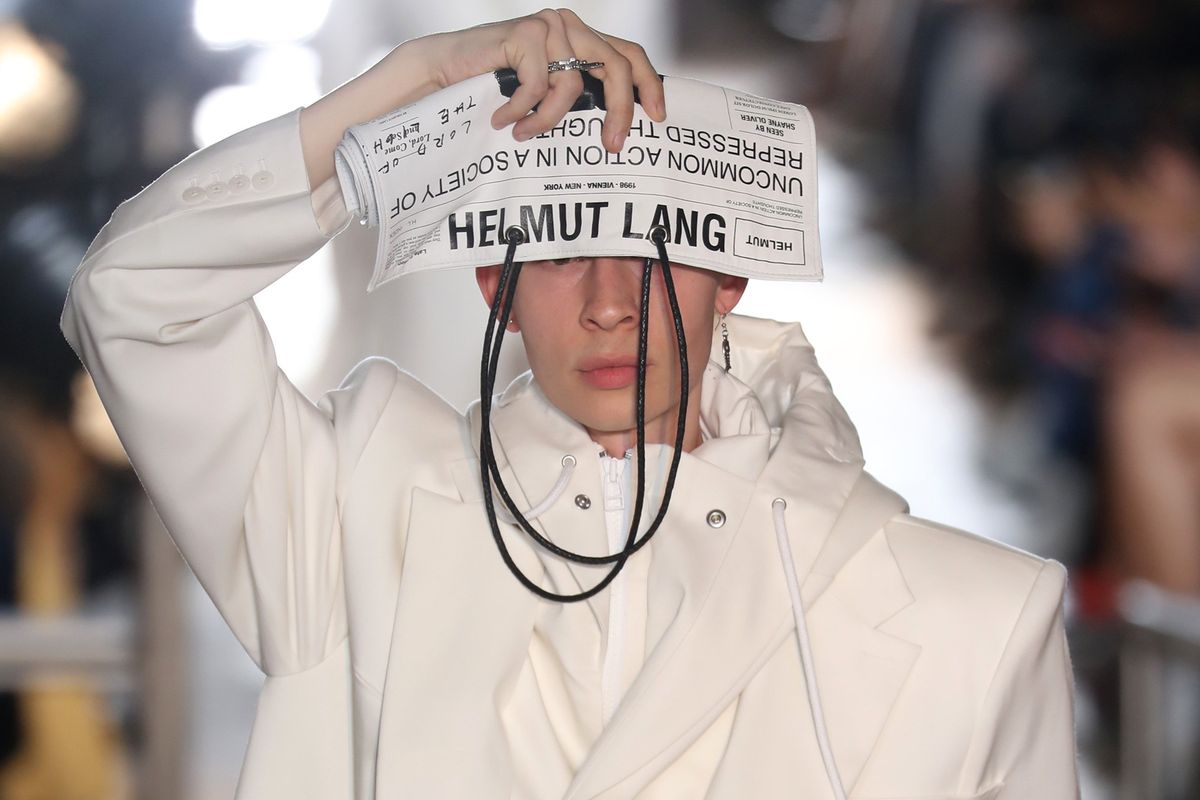 Helmut Lang Appoints Alix Browne As New Editor-In-Residence