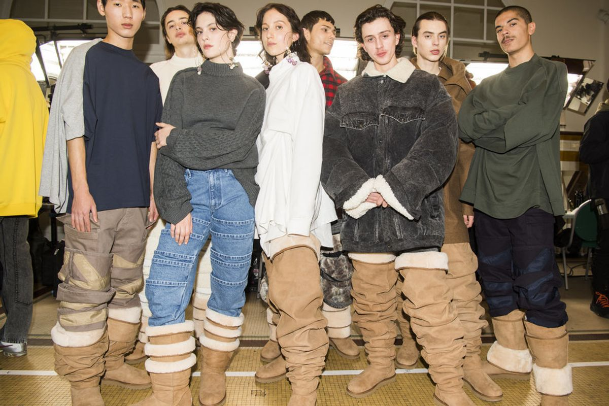This Y-Project/UGG Collab Will Trigger You
