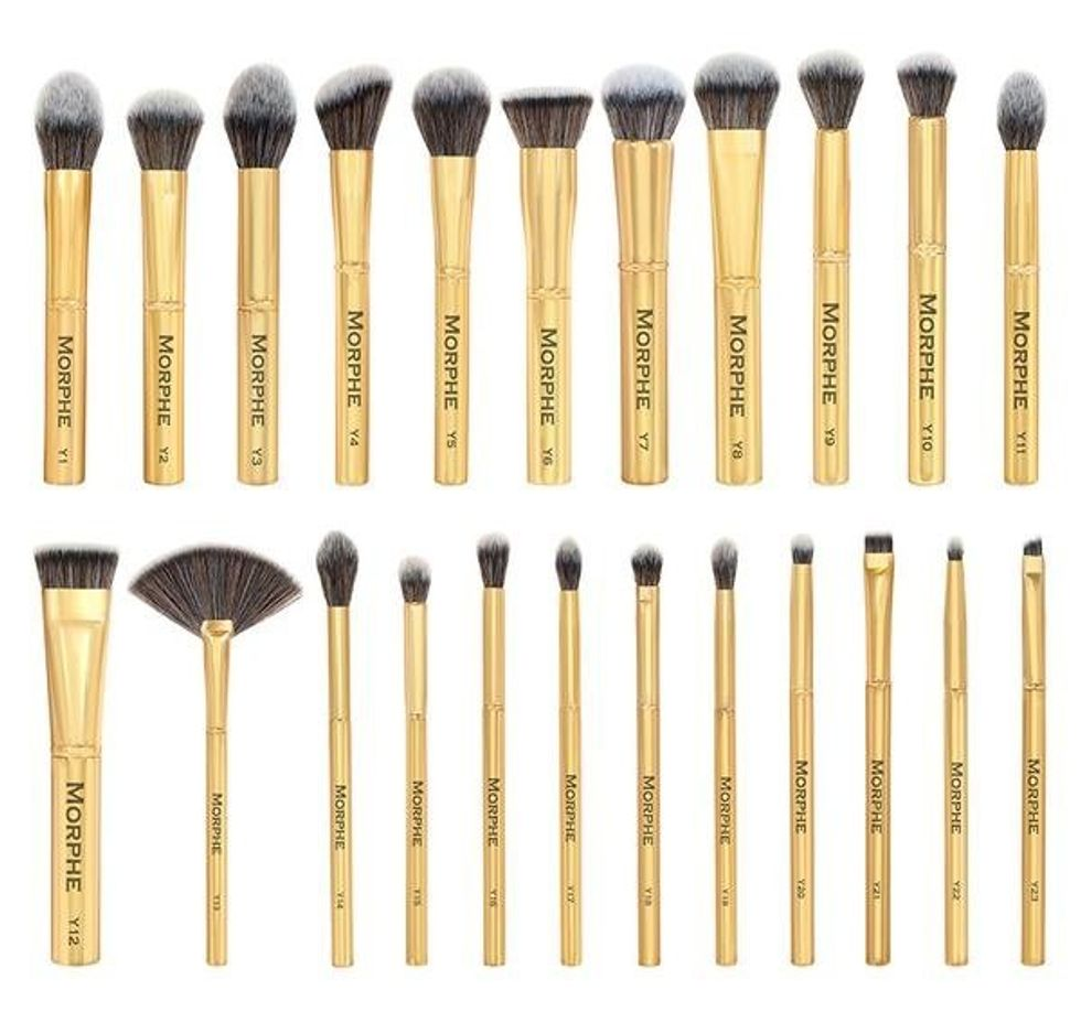 2018's Ultimate Makeup Brush Guide - Topdust