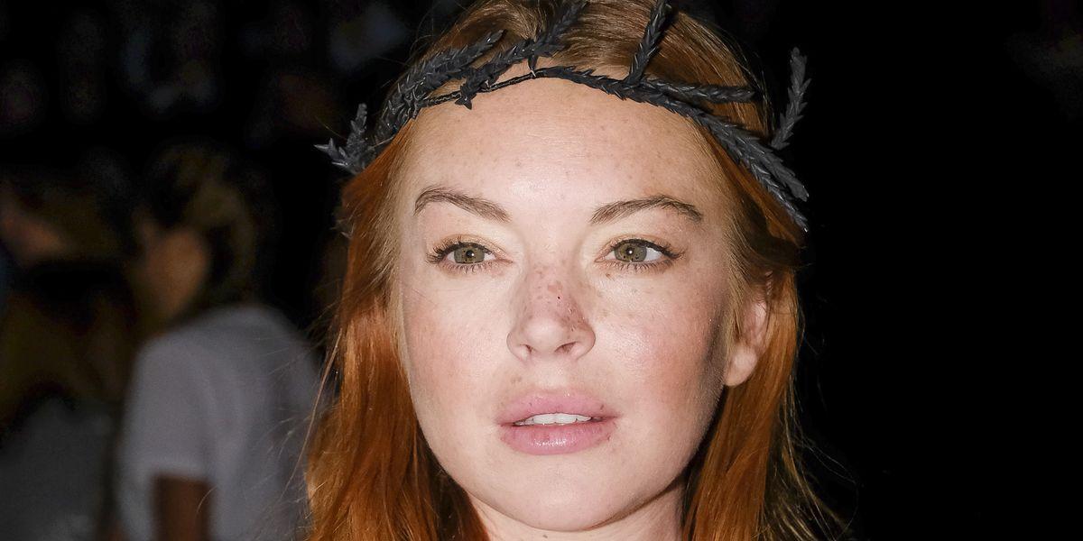 Lindsay Lohan to Star in Saudi Arabian 'Female Empowerment' Film
