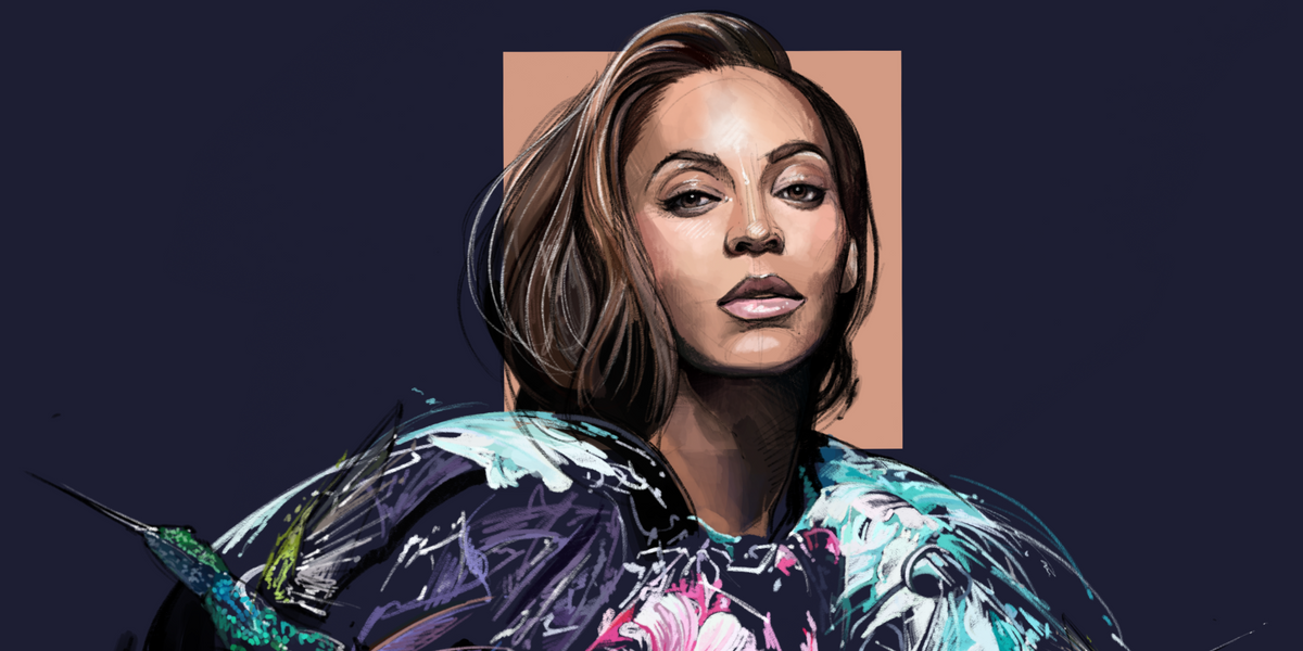 The Illustrator Making Portraits of All Your Favorite Stars