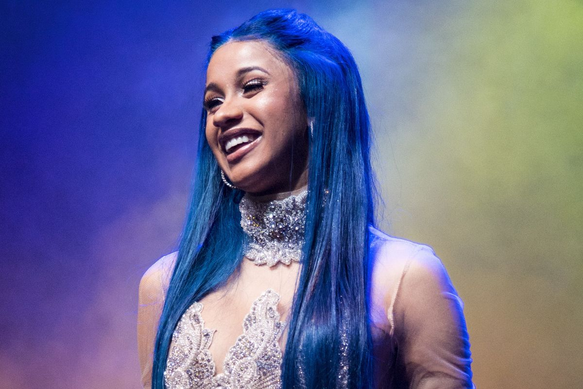 Cardi B's Doc Is Called 'I'm Here Muthafuckas,' What Else?