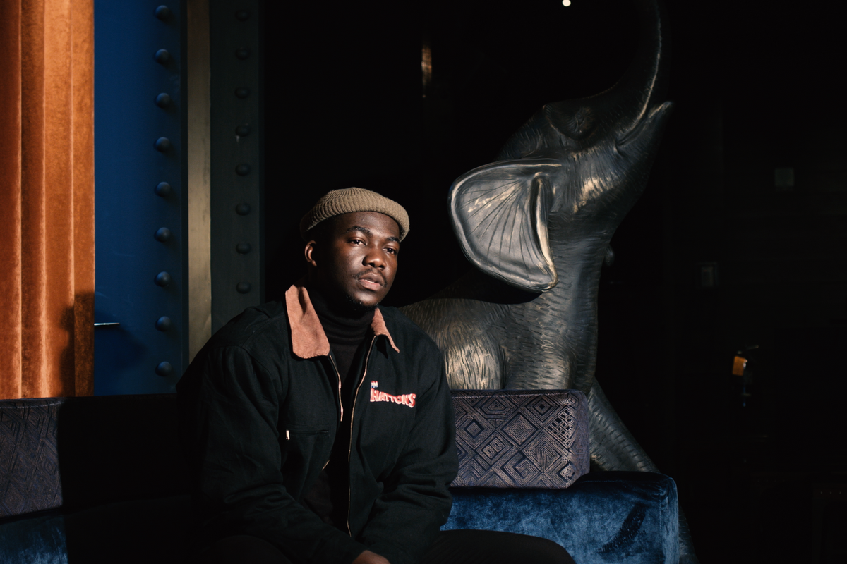 Jacob Banks Steps into the PAPER Penthouse