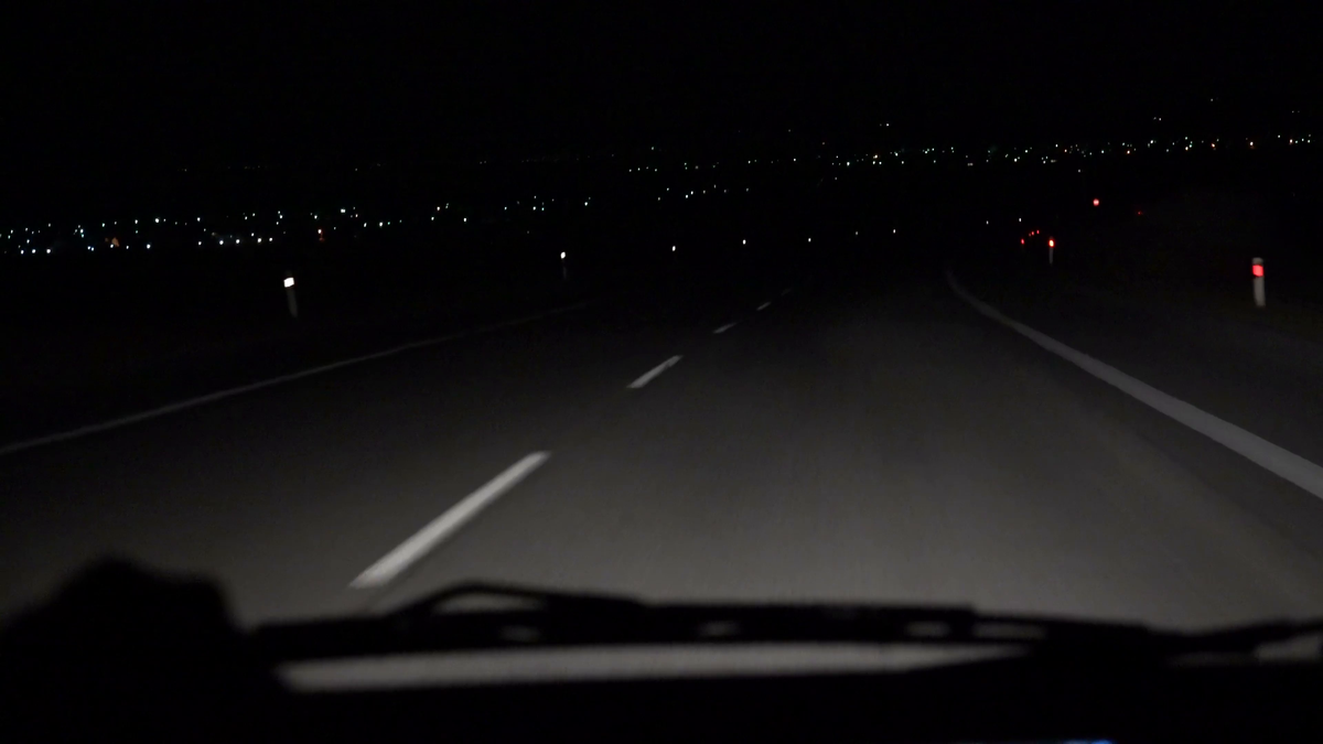 20 Thoughts On A Long Drive