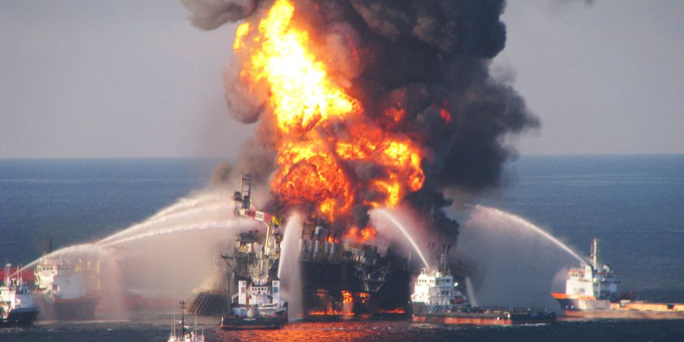 In Bid to Save Big Oil $900M, Trump Moves to Scrap Offshore Drilling Safety Rules