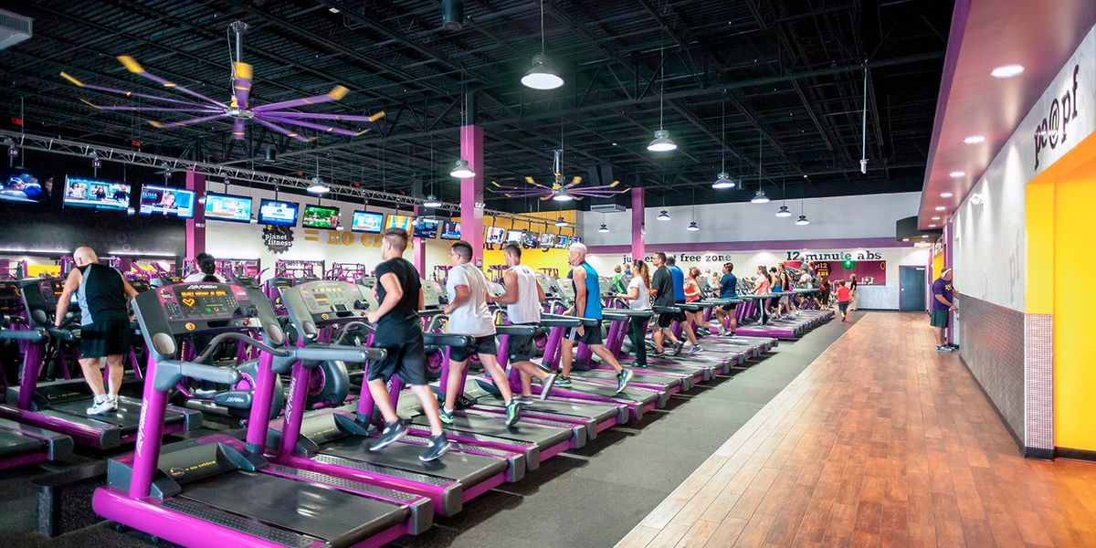 Planet Fitness Caters To The Unhealthy And Overweight