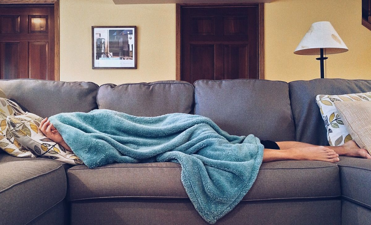 The 11 Stages Of Winter Break At Home