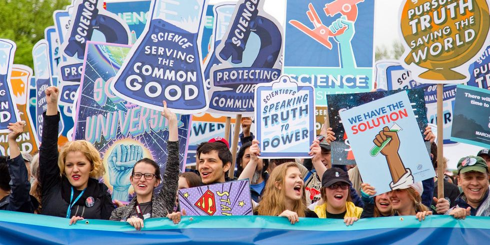 With Science Under Siege in 2017, Scientists Regrouped and Fought Back: 5 Essential Reads