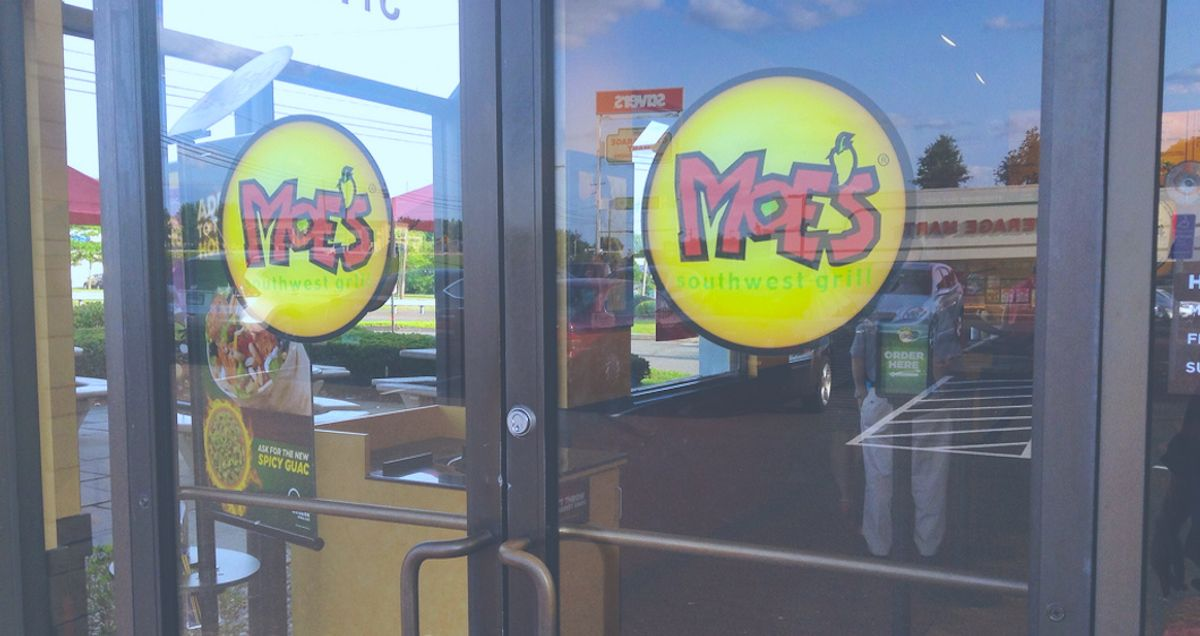 As A College Girl Who Eats Mexican Food, Chipotle Is Great, But Moe's Is Just Better