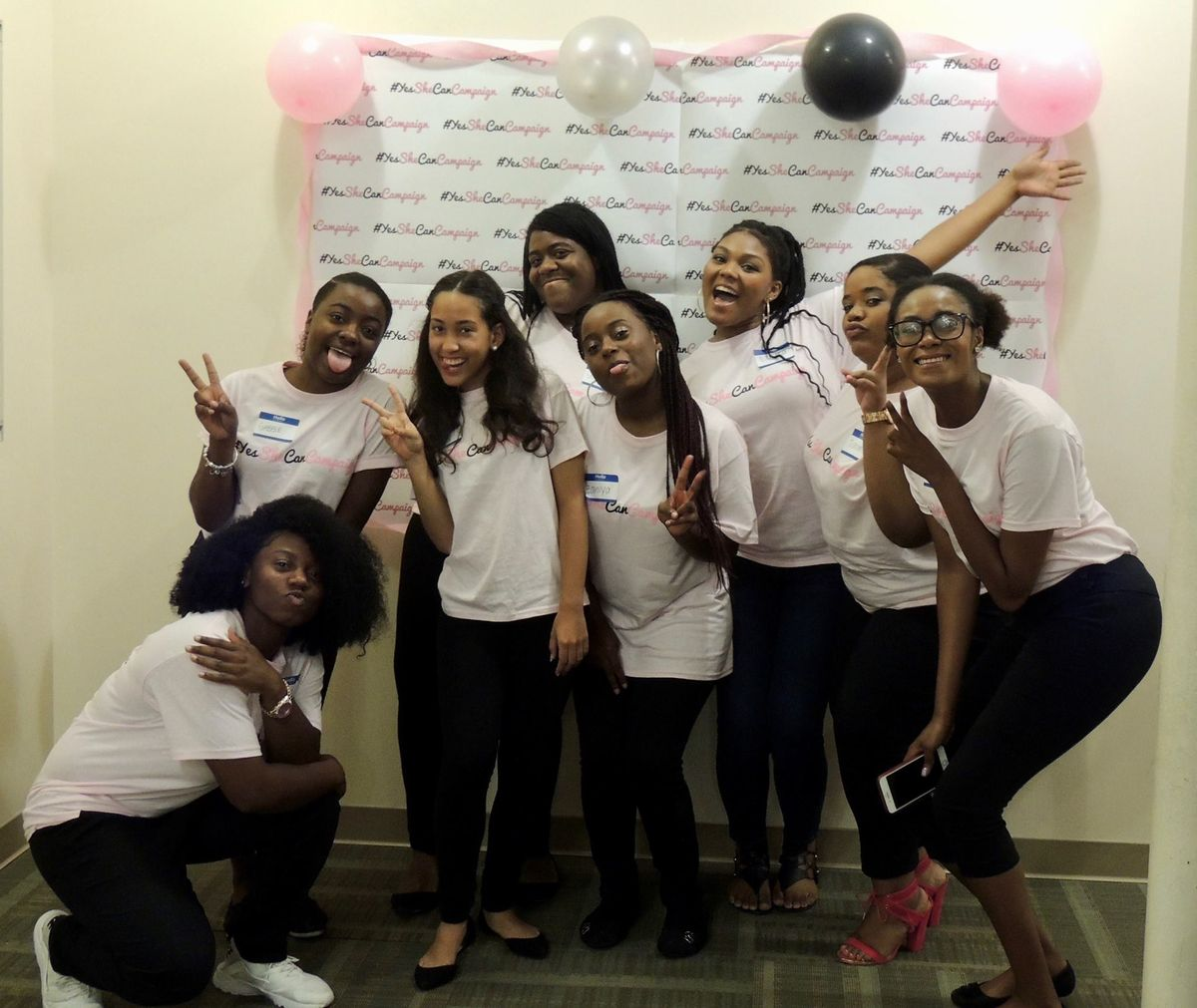 Youth-Led Organization: The Yes She Can Campaign