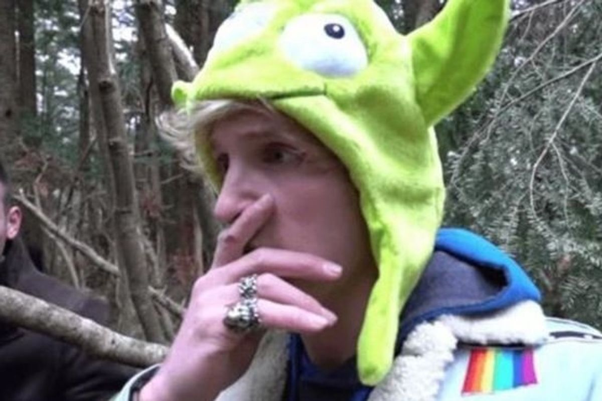 YouTuber Logan Paul Under Fire For Filming Dead Body