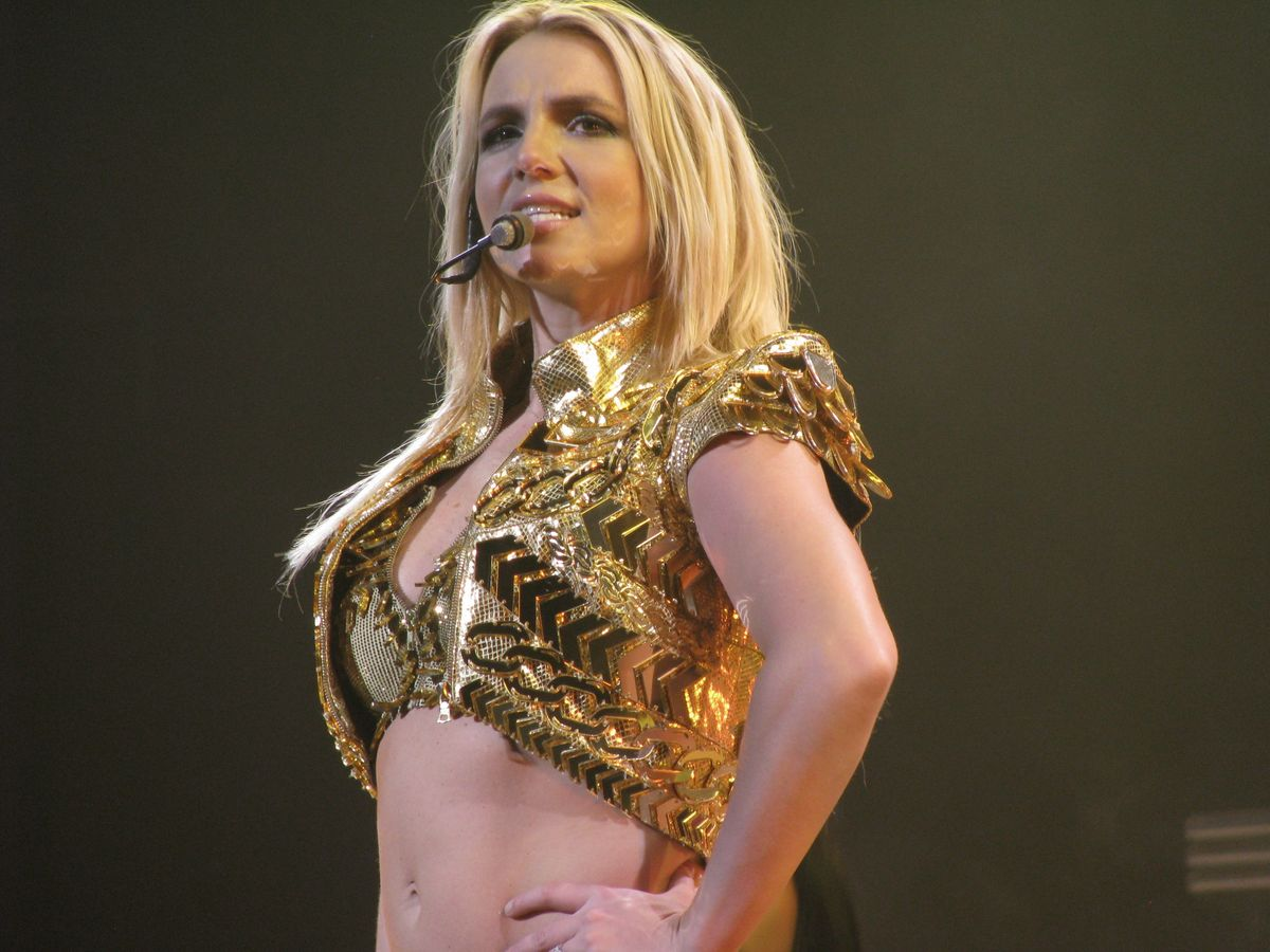 10 Times Britney Spears Was #Relatable