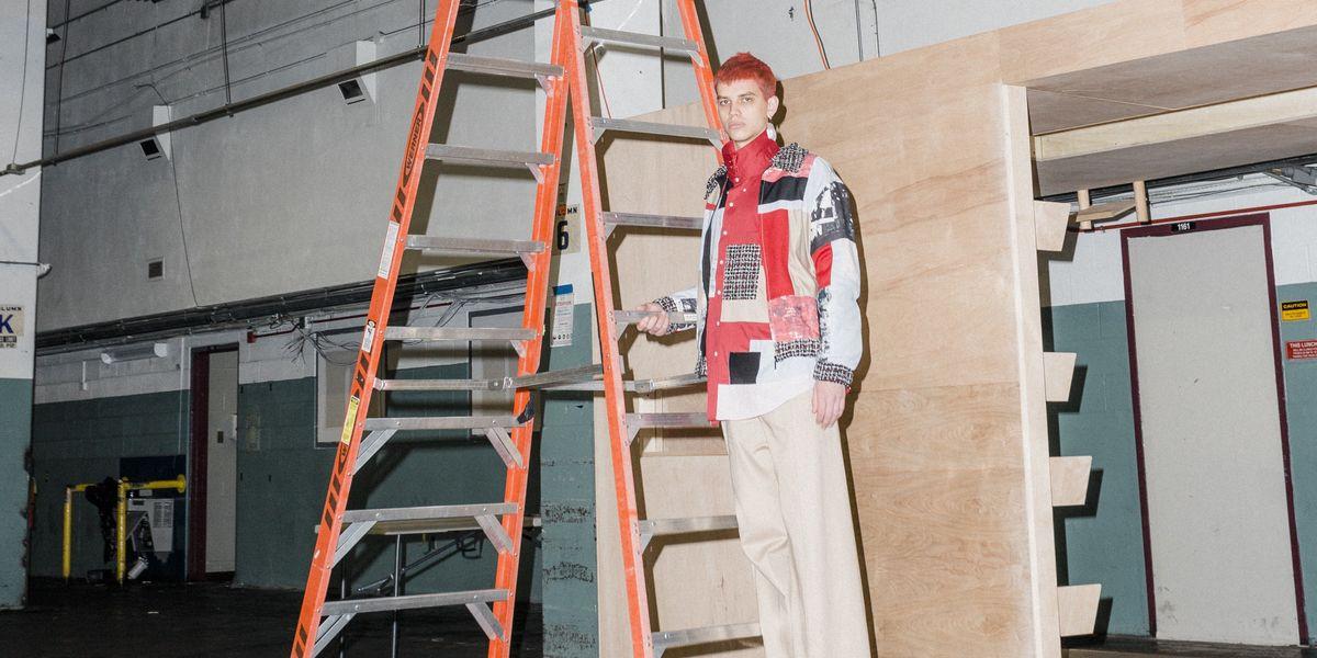 Preston Douglas: The Texas Designer Keeping Menswear Queer