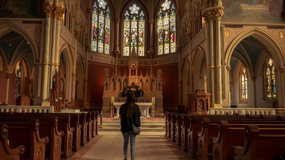 What Happens When An Atheist Sets Out To Learn About Faith