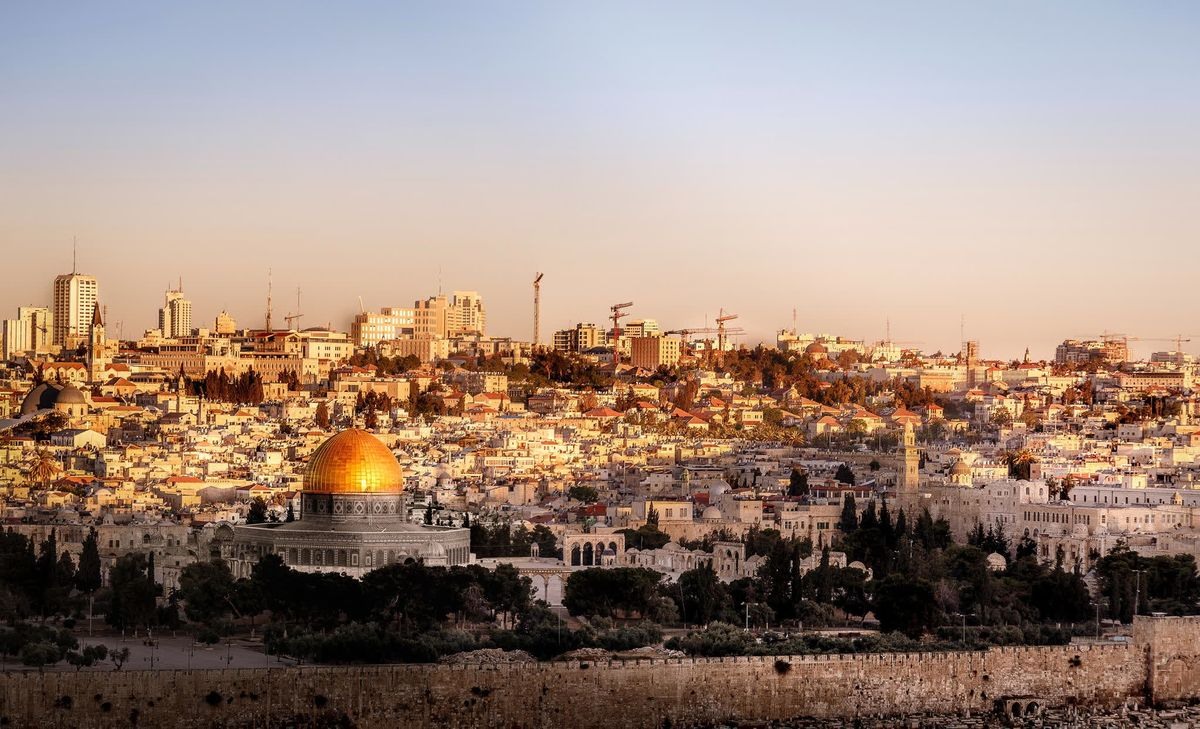 3 Reasons Why Jerusalem Belongs To The Jews