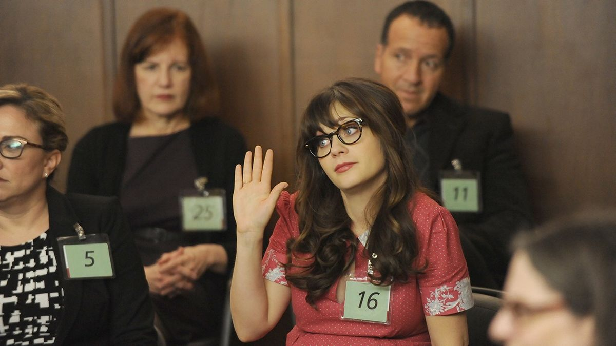 "5 Ways We Are All Jessica Day From ""New Girl"""