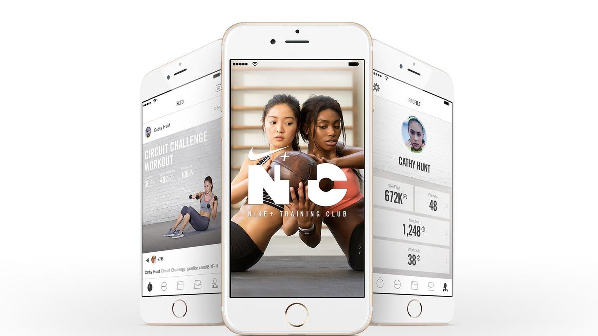 A Review of the Nike Training Club App