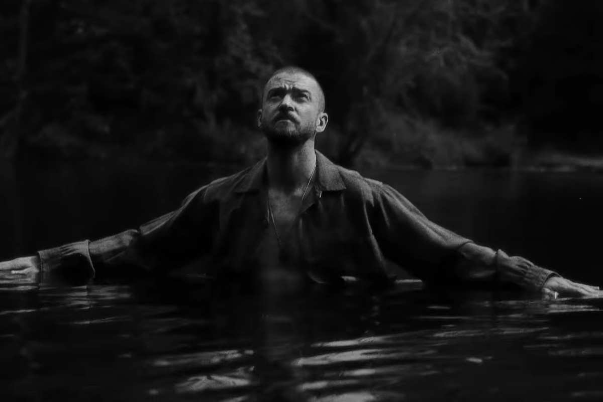 Justin Timberlake Announces New Album 'Man of the Woods'